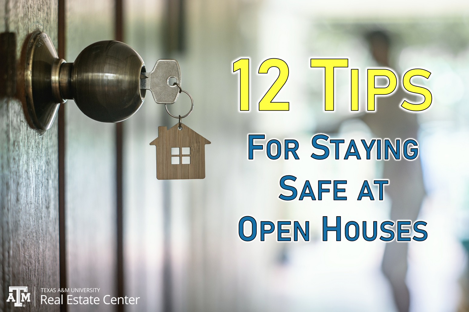 12 tips for staying safe at open houses