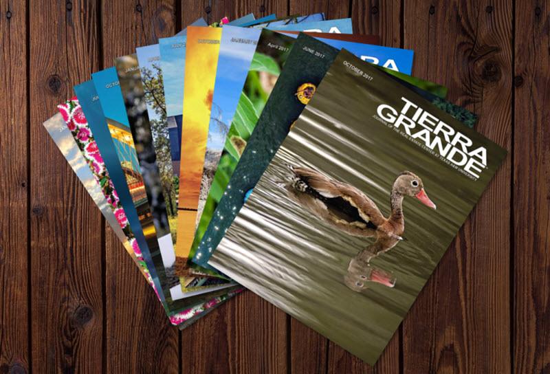 Tierra Grande magazine