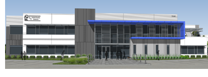 Image of TCC's future headquarters