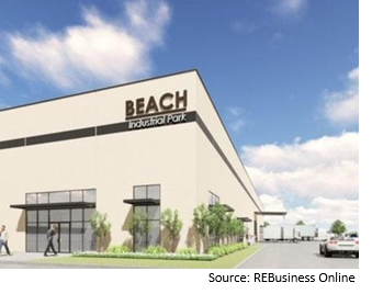 beach industrial park