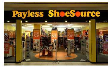 Payless Shoe Store Amarillo