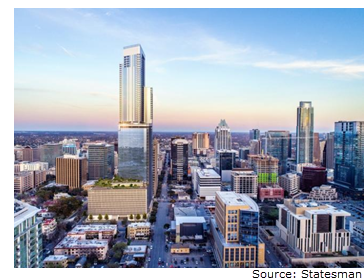 Work set to start for Austin's next tallest tower