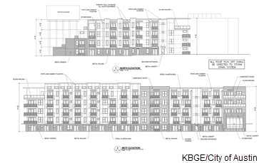 Plans for Block 36.