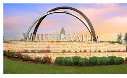 Whisper Valley master-planned housing complex in Austin