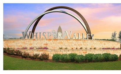 Whisper Valley master-planned housing complex in Austin