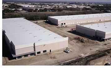 Industrial buildings in Austin