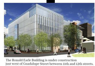 Austin DA building construction 2017