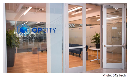 Opcity office meeting room