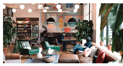 WeWork Austin West Sixth office space