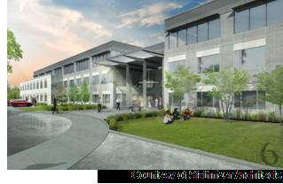 Rendering of Paloma Ridge expansion.