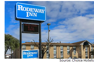 Rodeway Inn motel at 2711 S. I-35 to be transformed into homeless shelter