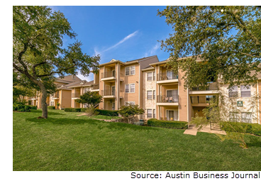 Austin-based Thrive FP buys Tara Vista Apartment Homes