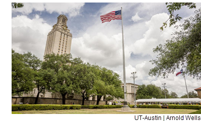 UT's flagship Austin campus accounts for a wide majority of the system's patents.