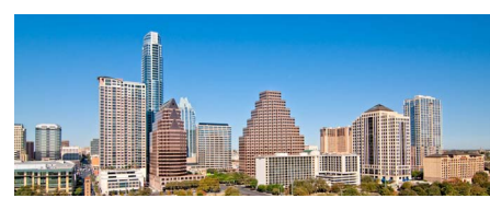 Picture of the Austin skyline