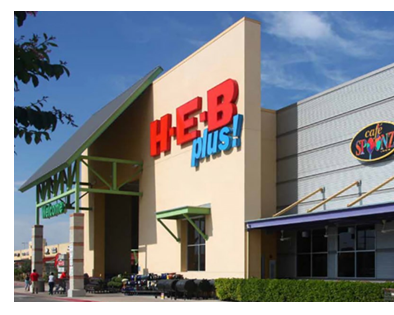 H-E-B anchored Kyle Marketplace