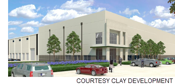 Cedar Port IV will offer 349,440 square feet of Class A distribution space.