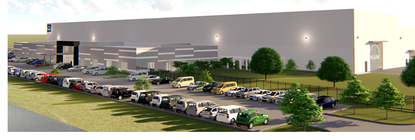 The business park at Twinwood has finalized its first agreement to bring MAN Diesel & Turbo's to the 650-acre property.