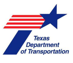 TxDOT is starting a new project in August 2017 in Combes, near Harlingen.