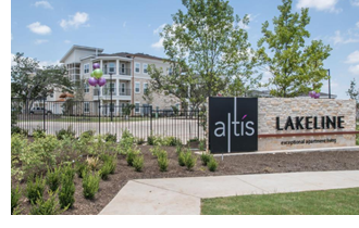 Image of Altis Lakeline apartments.