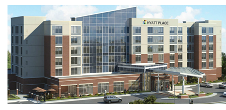 Hyatt Place Hotel breaks ground in Cedar Park