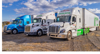 Hyliion trucks to Greater Austin