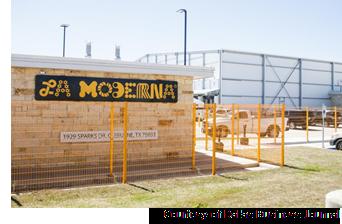 La Moderna facility in Cleburne