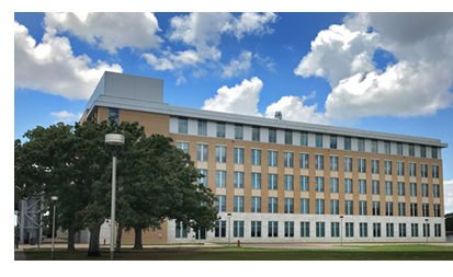 Wildlife, fisheries, and ecological sciences building on Texas A&M West Campus