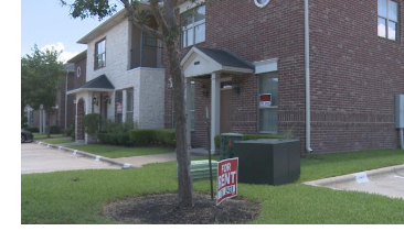 A multifamily property in College Station.