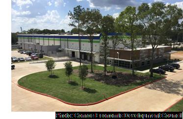 Image of the peanut facility.