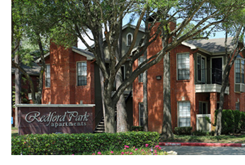 Image of Redford Park apartments.