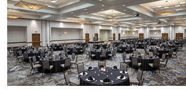 Image of Embassy Suites new ballroom