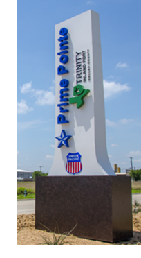 Image of Prime Pointe Sign