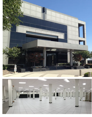 Images of QTS' existing facility