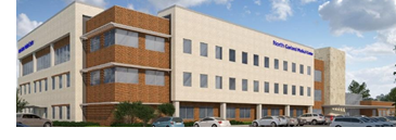 rendering of Garland Medical Center