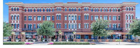 Image of Frisco Square
