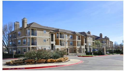 DFW Multifamily Franciscan AtlantaPacific Coffee Creek Apartments Fort Worth Texas