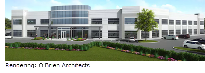 Rendering of Royal 10 Office Center