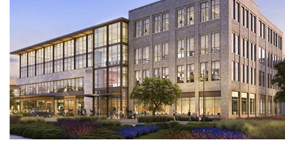 Rendering of Offices at Clearfork