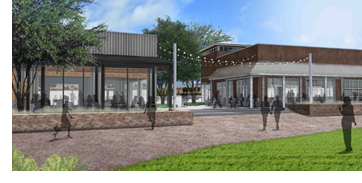 Rendering of Parkside at Alliance Town Center