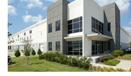 Image of one of the Industrial buildings sold in Dallas