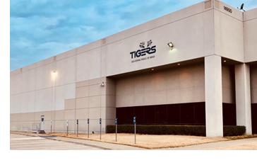 Tigers' DFW site.