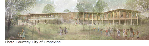 rendering of Grapevine Salt Lick