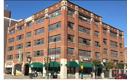 Image of the 711 Elm building