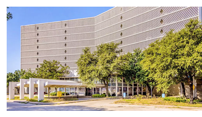 The old Cabana Motor Hotel in Dallas, which was for a time a minimum security correctional facility until it was sold by Dallas County to be redeveloped.