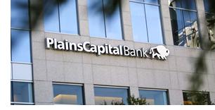 A PlainsCaptial Bank office building.