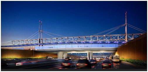 Rendering of Signature Bridge