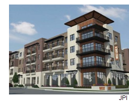 Rendering of Jefferson West Love's second phase