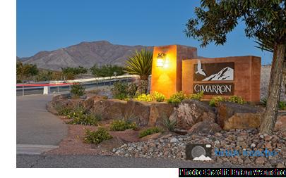 Cimarron in El Paso