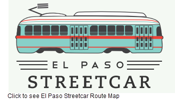 The logo for the El Paso Streetcar Project.