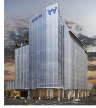 A rendering of the WestStar Tower in Downtown El Paso.